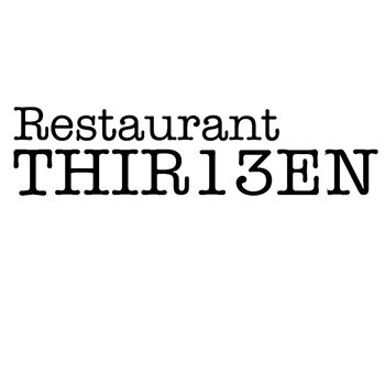 Restaurant 13 - Graphic