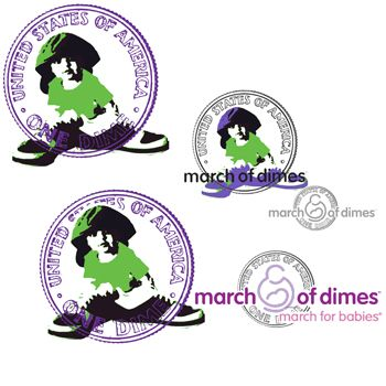 March Of Dimes - Graphic